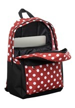 Minnie Mouse Sublimated Panel Print Backpack Alt 6
