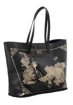 Game of Thrones Westoros World Map Tote Bag Alt 2