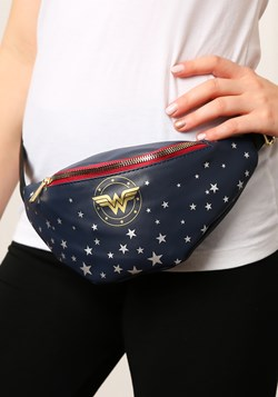Wonder Woman Navy Fanny Pack