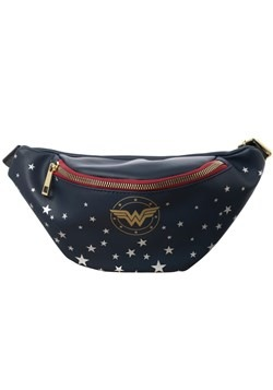 Wonder Woman: Navy Bum Pack