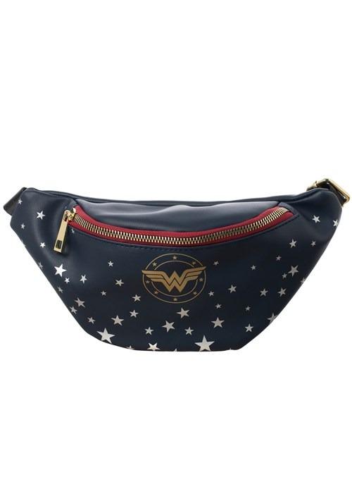 Wonder Woman: Navy Bum Pack