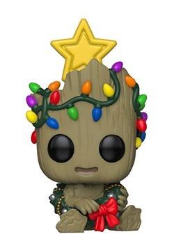 Pop! Marvel: Holiday- Groot