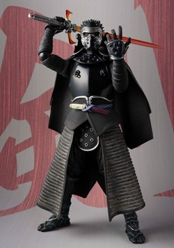 Samurai Kylo Ren Star Wars Bandai Meisho Movie Realization A