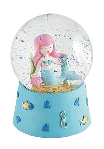 Musical Mermaid Snow Globe