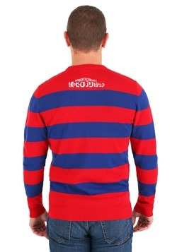 My Hero Academia Striped Sweater Alt 3