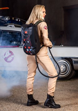 Ghostbusters Plus Size Women's Costume Jumpsuit