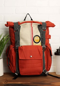 Resistance Pilot Rolltop Backpack Star Wars