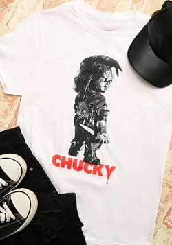 Mens Chucky Short Sleeve Tee 1