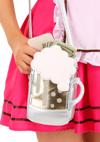 Beer Mug Purse Main