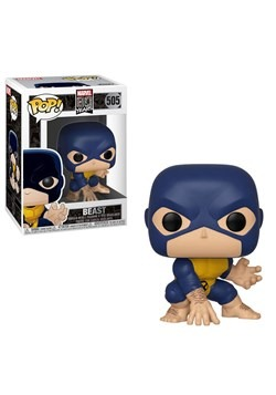 Pop! Marvel: 80th- First Appearance- Beast