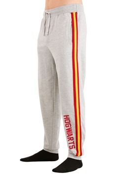 Harry Potter Hogwarts Mens Jogger Sweatpants Alt 1