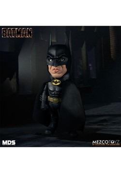 Batman 1989 Mezco Designer Series Deluxe Figure Alt 1