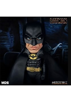 Batman 1989 Mezco Designer Series Deluxe Figure Alt 2