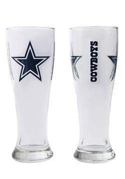 Dallas Cowboys 16oz Pilsner 2 Pack