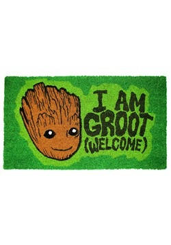 Guardians of the Galaxy I Am Groot Welcome Doormat
