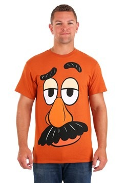 Men's I am Mr. Potato Head Mandarin Orange T-Shirt