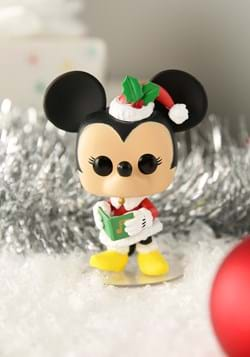 Pop! Disney: Holiday- Minnie Mouse
