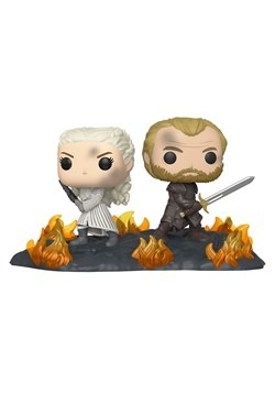Pop! Moment: Game of Thrones- Daenerys & Jorah B2B w/ Swords