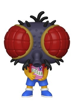 Pop! Animation: Simpsons- Treehouse of Horror- Fly Boy Bart