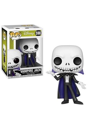 Pop! Disney: Nightmare Before Christmas- Vampire Jack