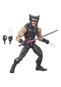 X-Men Legends X-Force Wolverine 6in Action Figure Update