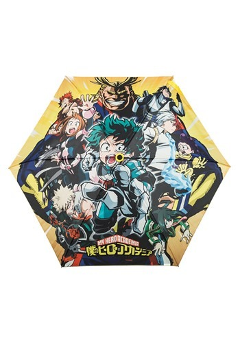 My Hero Academia Auto Open/Close Umbrella