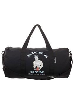 Rick & Morty Rick's Gym Duffel Bag