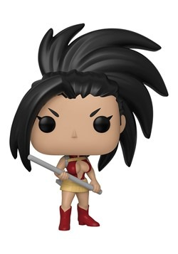 Pop! Animation: My Hero Academia- Yaoyorozu