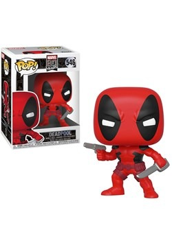 Pop! Marvel: 80th- First Appearance- Deadpool