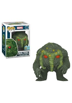 Marvel Man-Thing Pop! Vinyl SDCC 2019 Exclusive