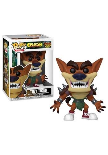Pop! Games: Crash Bandicoot S3- Tiny Tiger