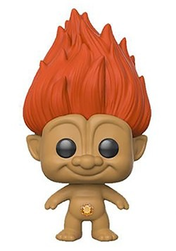Pop! Trolls- Orange Troll