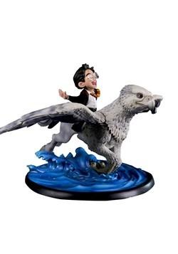 Harry Potter & Buckbeak Q-Fig Max