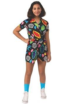 Stranger Things Eleven's Mall Dress Kid's Costume