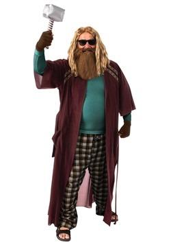 Avengers Endgame Thor Adult's Robe Costume
