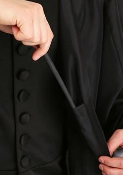 Plus Size Deluxe Harry Potter Snape Costume Alt 2