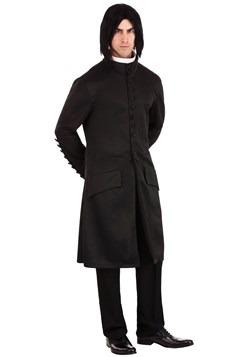 Plus Size Deluxe Harry Potter Snape Costume Alt 3