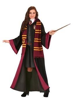 Women's Plus Size Deluxe Harry Potter Hermione Costume