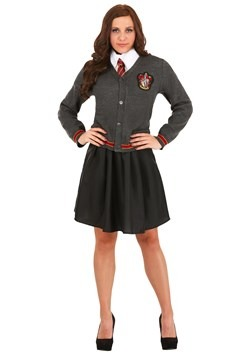 Women's Plus Size Deluxe Harry Potter Hermione Costume4