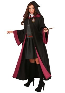 Women's Plus Size Deluxe Harry Potter Hermione Costume5