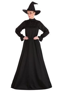 Women's Deluxe Harry Potter Mcgonagall Costume Alt 2