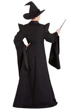 Plus Size Deluxe Harry Potter McGonagall Costume Back