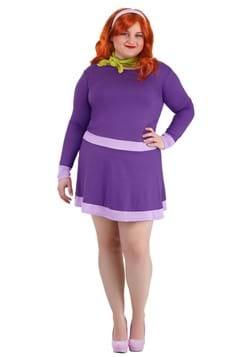 Plus Size Women's Scooby Doo Daphne Costume