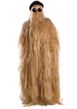 Adult Addams Family Cousin It Costume