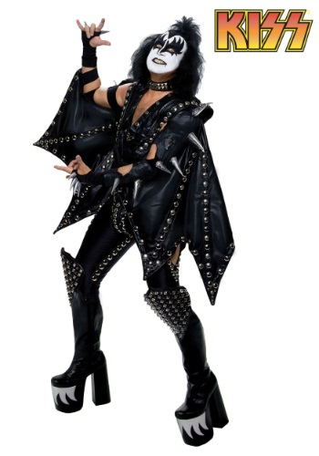 Authentic KISS Gene Simmons Demon Costume