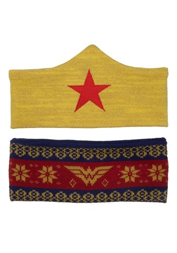 Wonder Woman Headband Combo Pack