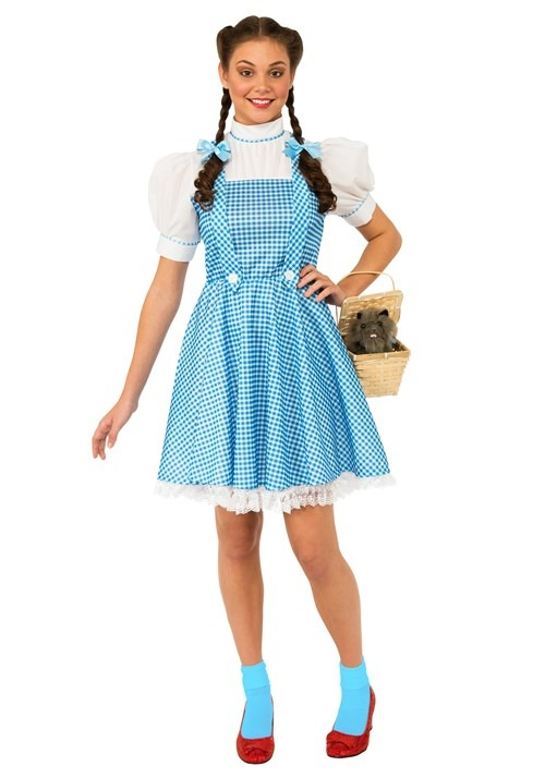 Wizard of Oz Teen Dorothy Costume
