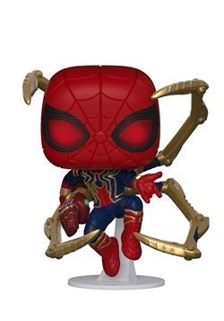 Pop Marvel Endgame Iron Spider w Nano Gauntlet