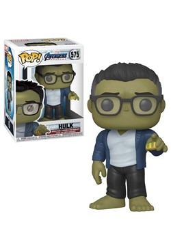 Pop! Marvel: Endgame - Hulk w/ Taco