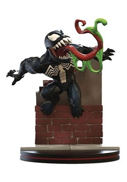 Venom Q-Fig Diorama